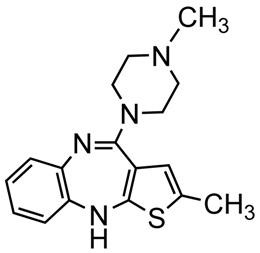 Picture of Olanzapine