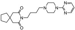 Picture of Buspirone.HCl
